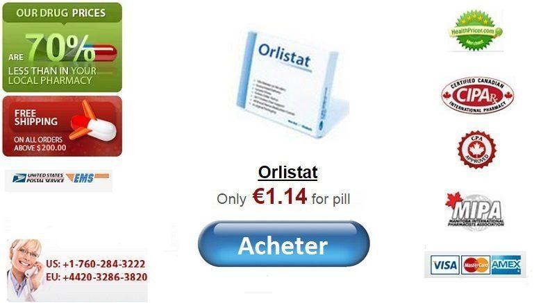 Acheter Orlistat en ligne sans ordonnance