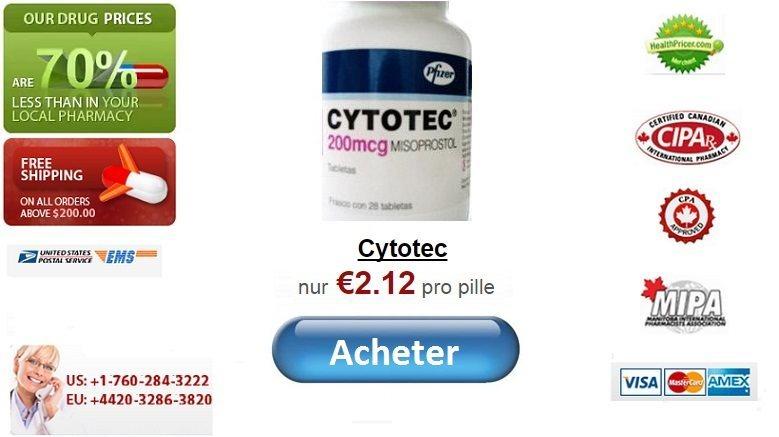 Acheter Cytotec en ligne