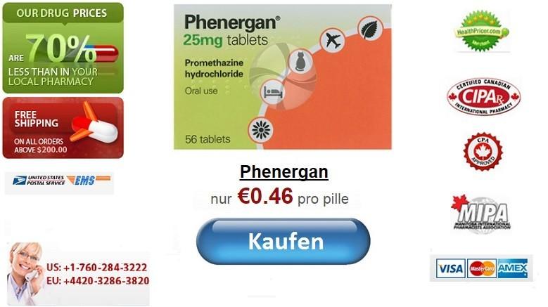 Phenergan online ohne rezept kaufen